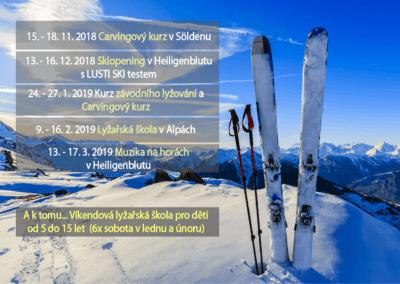 Ukázka - správa sociálních sítí - ski-instruktoři.cz
