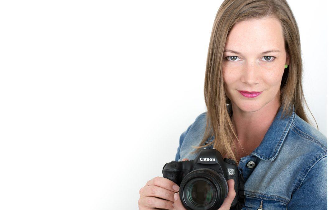 Webové stránky fotografky Jany Vlčkové