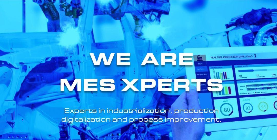 Webdesign pro MES XPERTS